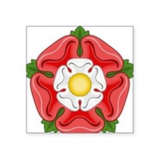 Tudor Rose Sticker