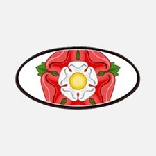 Tudor Rose Patch