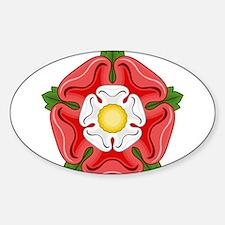 Tudor Rose Decal