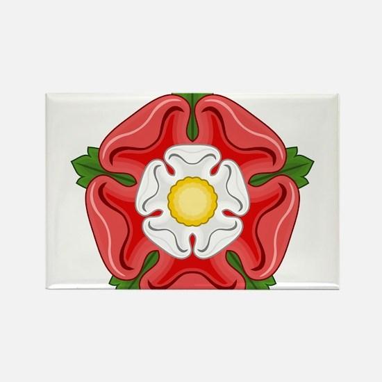 Tudor Rose Magnets