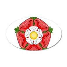 Tudor Rose Wall Sticker