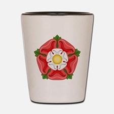 Tudor Rose Shot Glass