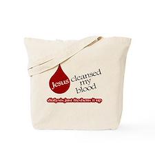 Jesus Dialysis Tote Bag