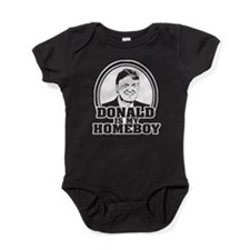 Donald is my Homeboy Baby Bodysuit