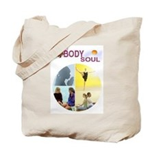 Cool Healthy Tote Bag
