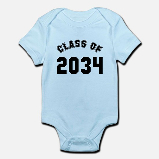 Baby class of 2034 Infant Bodysuit