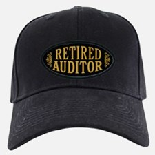 Retired Auditor Baseball Hat