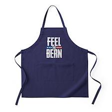 Feel The Bern Apron (dark)