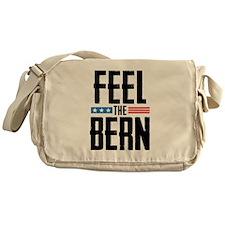 Feel The Bern Messenger Bag