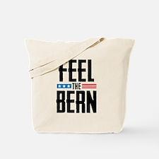 Feel The Bern Tote Bag