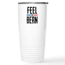 Feel The Bern Travel Mug