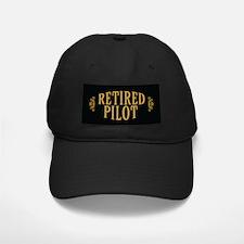 Retired Pilot Baseball Hat