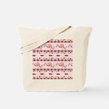 Ice Cream Cafe Tote Bag