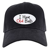 30th birthday gag Baseball Cap with Patch