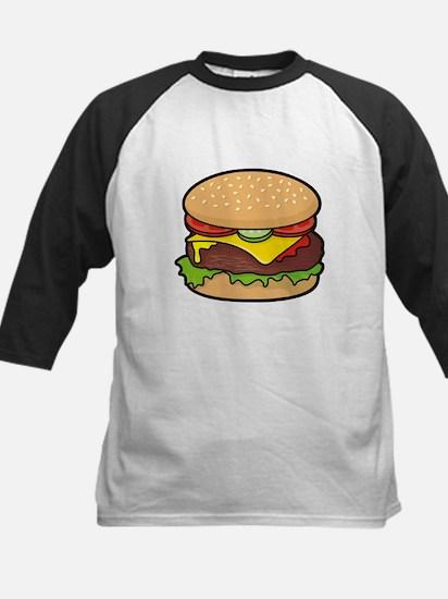 Cheeseburger Baseball Jersey