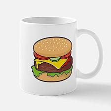 Cheeseburger Mugs