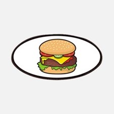 Cheeseburger Patch
