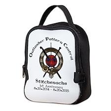 Anniversary Logo Crest Neoprene Lunch Bag