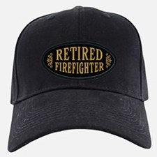 Retired Firefighter Baseball Hat