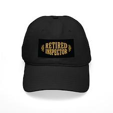 Retired Inspector Baseball Cap