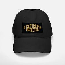 Retired Inspector Baseball Hat