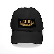 Retired Meteorologist Baseball Cap