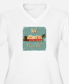 RV There Yet T-Shirt