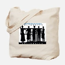 Stand With Bernie  Tote Bag