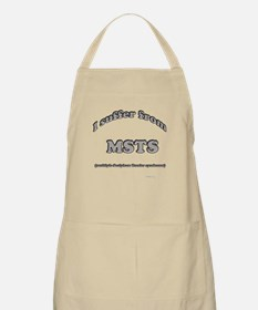 Sealy Syndrome BBQ Apron