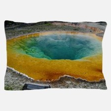 yellowstone national park Pillow Case