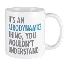 Aerodynamics Thing Mugs