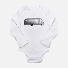 Cute Airstream Long Sleeve Infant Bodysuit