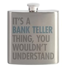 Bank Teller Thing Flask