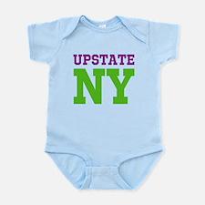 UPSTATE NEW YORK (ATHLETIC) Infant Bodysuit