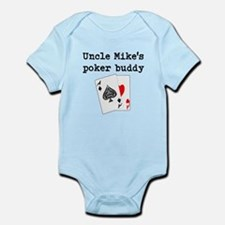 Uncles Poker Buddy Body Suit
