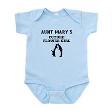 Aunts Future Flower Girl Body Suit