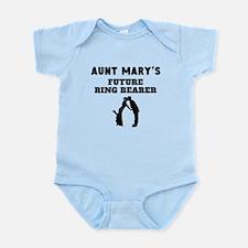 Aunts Future Ring Bearer Body Suit