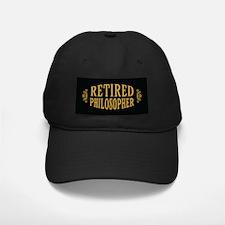 Retired Philosopher Baseball Hat