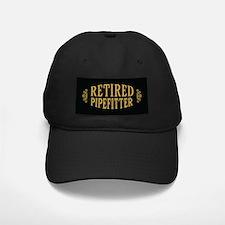 Retired Pipefitter Baseball Hat
