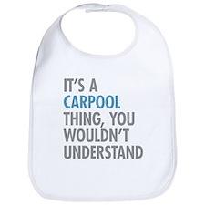 Carpool Thing Bib