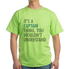 Captain Thing T-Shirt