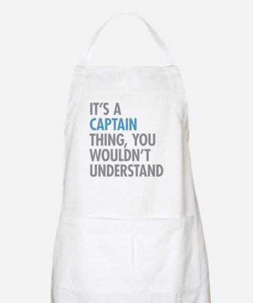 Captain Thing Apron