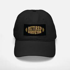 Retired Surveyor Baseball Hat