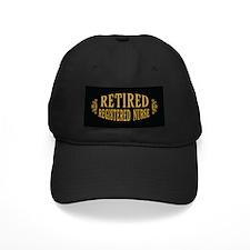 Retired Registered Nurse Baseball Hat