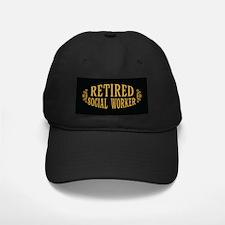 Retired Social Worker Baseball Hat