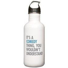 Comedy Thing Water Bottle