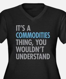 Commodities Thing Plus Size T-Shirt