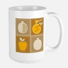 Shanah Tovah Rosh Jewish New Year Mug