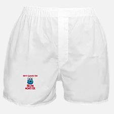 Brian Monster Boxer Shorts