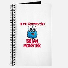 Brian Monster Journal